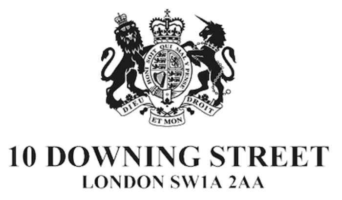 10 Downing Street: Headquarters of British Government