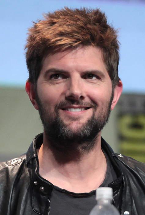 Adam Scott (actor): American actor