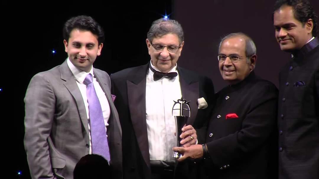 Adar Poonawalla: Indian businessman