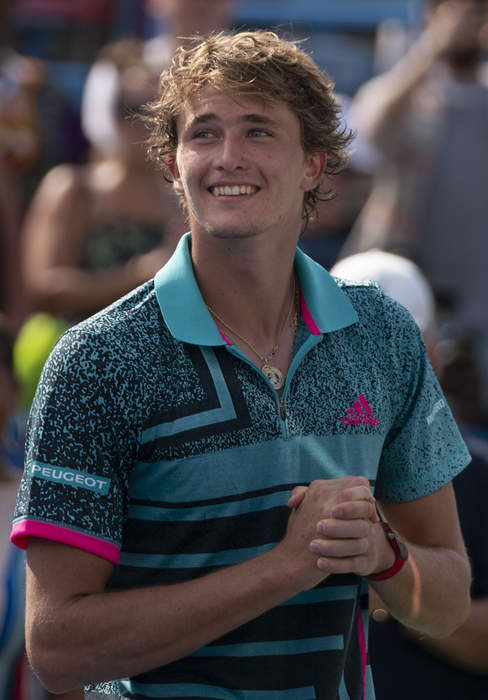 Alexander Zverev: German tennis player