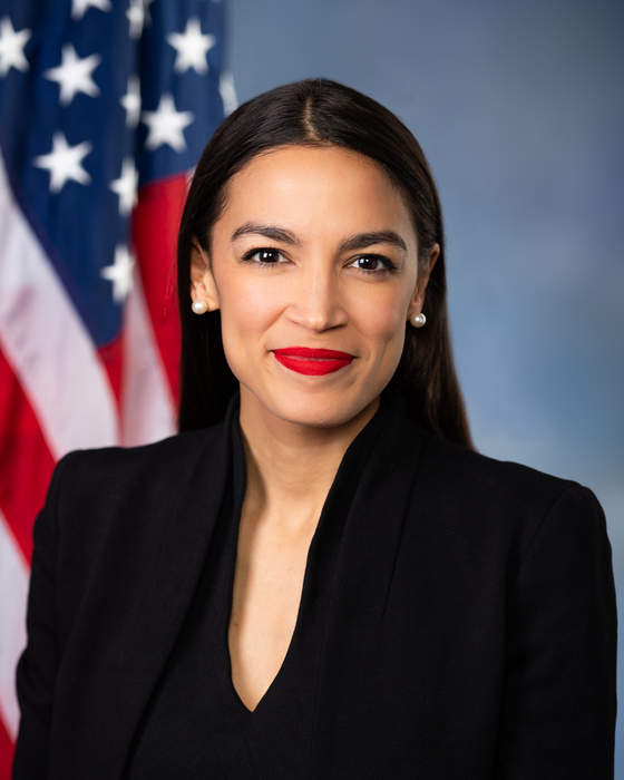 Alexandria Ocasio-Cortez: U.S. representative from New York's 14th congressional district