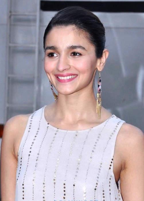 Alia Bhatt: British-Indian Hindi film actress