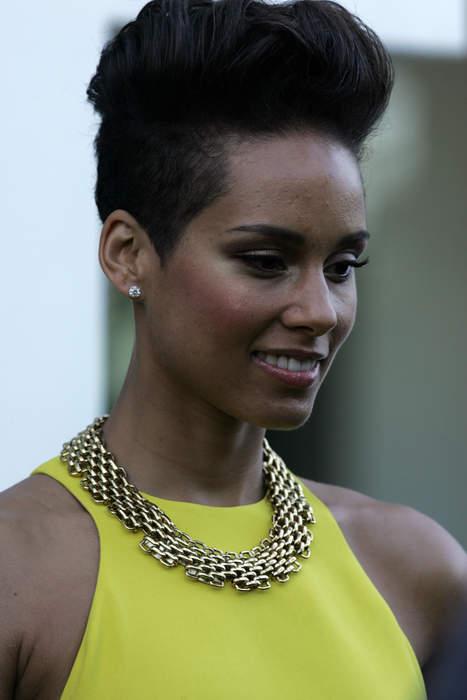 Alicia Keys: American singer-songwriter