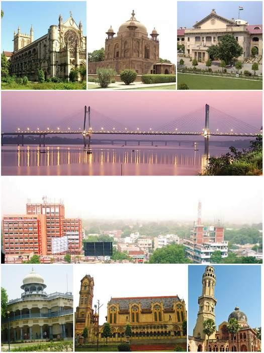Allahabad: Metropolis in Uttar Pradesh, India