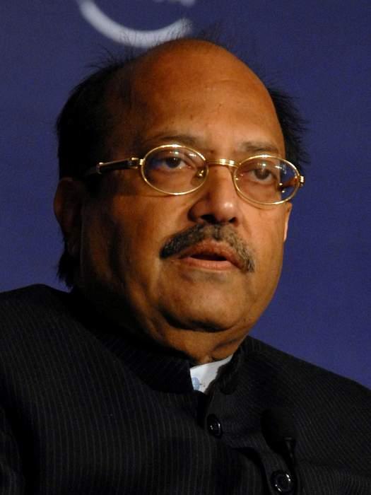 Amar Singh (politician): Indian politician