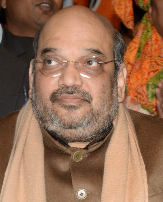 Amit Shah: Minister of Home Affairs (India)