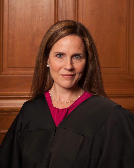 Amy Coney Barrett: United States Supreme Court justice
