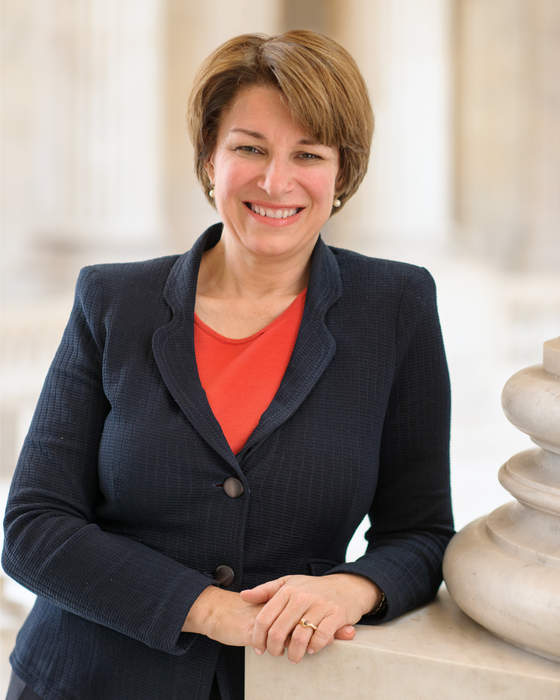 Amy Klobuchar: United States Senator from Minnesota
