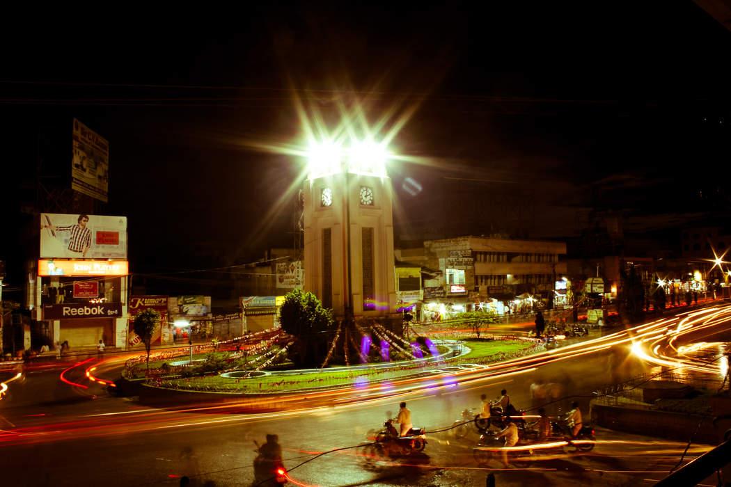 Anantapur: City in Andhra Pradesh, India