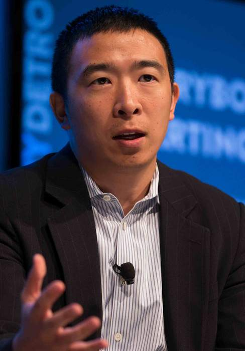 Andrew Yang: American political candidate