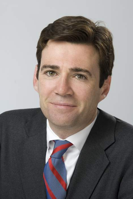 Andy Burnham: British Labour politician and Mayor of Greater Manchester
