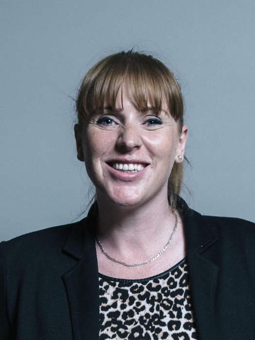 Angela Rayner: Deputy Leader of the Labour Party, MP for Ashton-under-Lyne