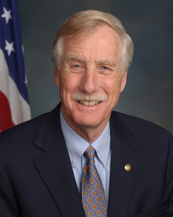 Angus King: United States Senator from Maine