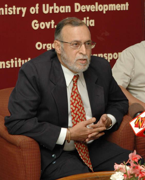 Anil Baijal: 21st & current Lieutenant Governor of Delhi Indian civil servant