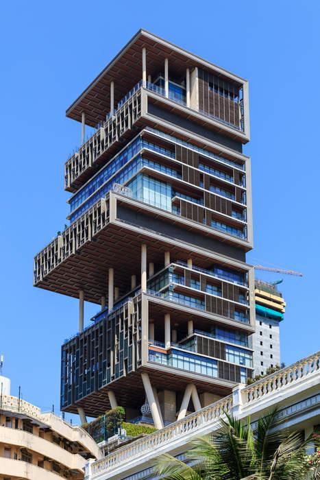 Antilia (building):