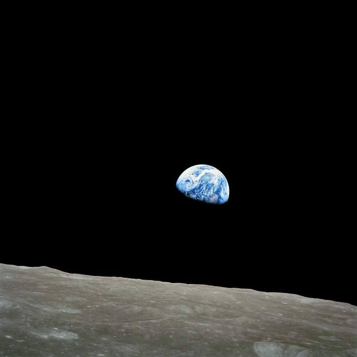 Apollo 8: First crewed space mission to orbit the Moon