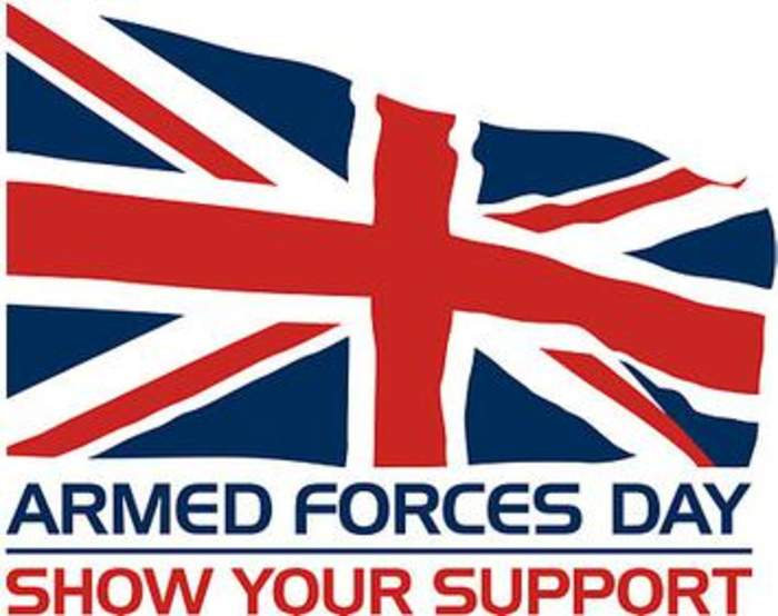 Armed Forces Day (United Kingdom): Annual event in the UK