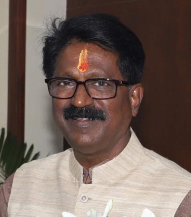 Arvind Sawant: Indian politician