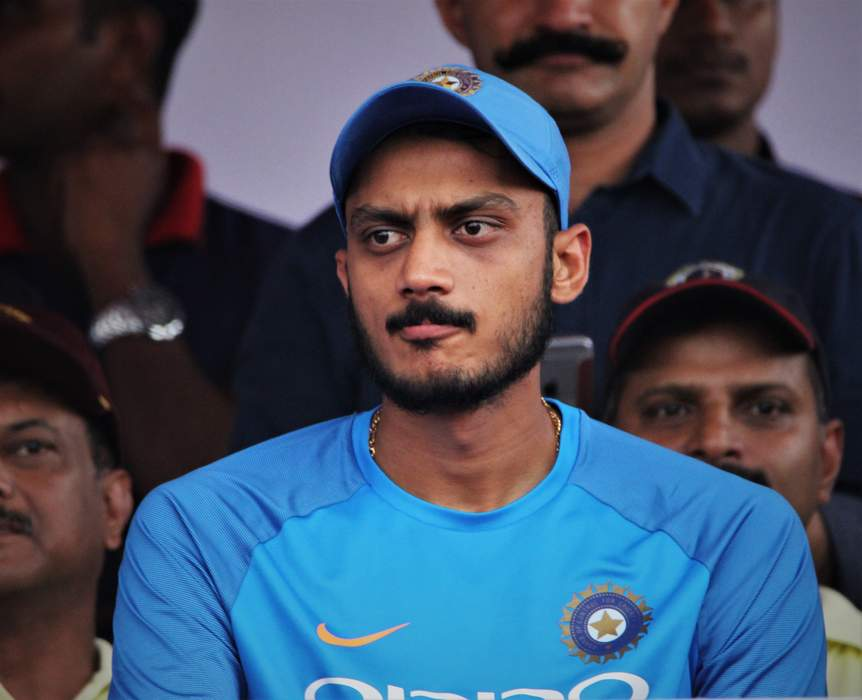 Axar Patel: Indian cricketer