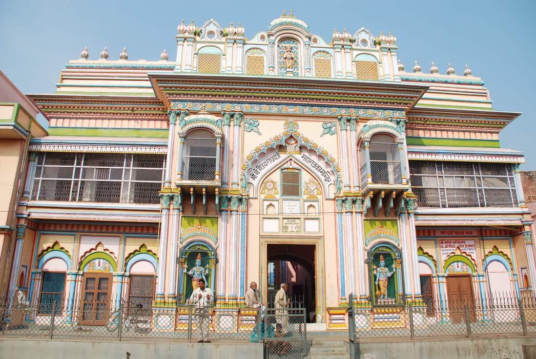 Ayodhya: Metropolitan City in Uttar Pradesh, India