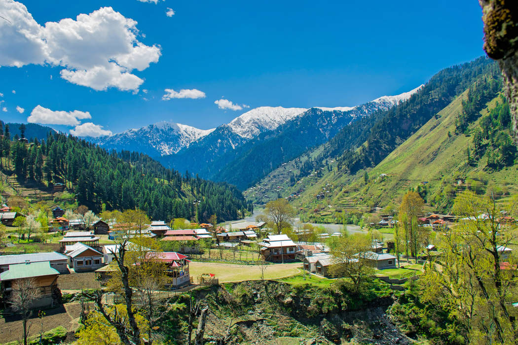 Azad Kashmir: Region administered by Pakistan