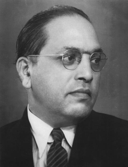 B. R. Ambedkar: Indian economist, social reformer, jurist, and politician