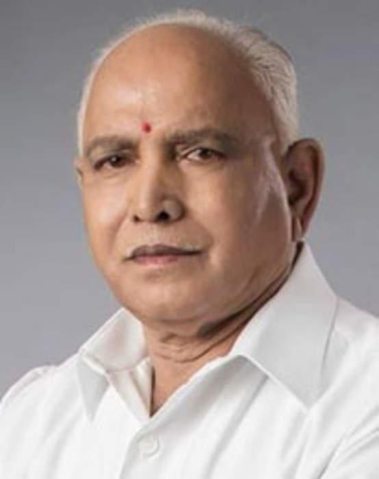 B. S. Yediyurappa: 19th. Chief Minister of Karnataka