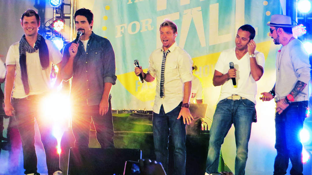 Backstreet Boys: American boy band