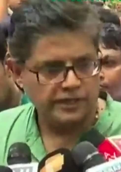 Baijayant Panda: Indian politician