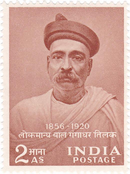 Bal Gangadhar Tilak: Indian independence activist