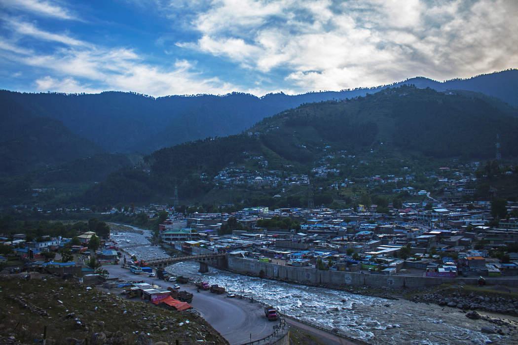 Balakot: Place in Khyber Pakhtunkhwa, Pakistan
