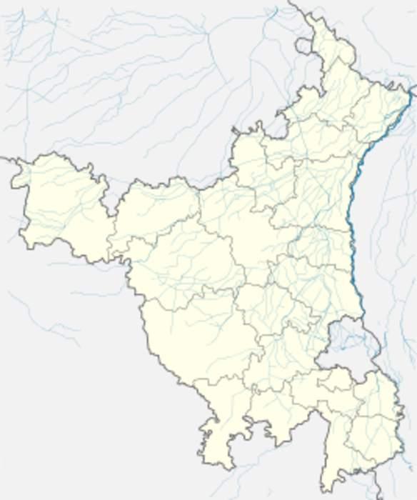 Ballabhgarh: Town in Haryana, India