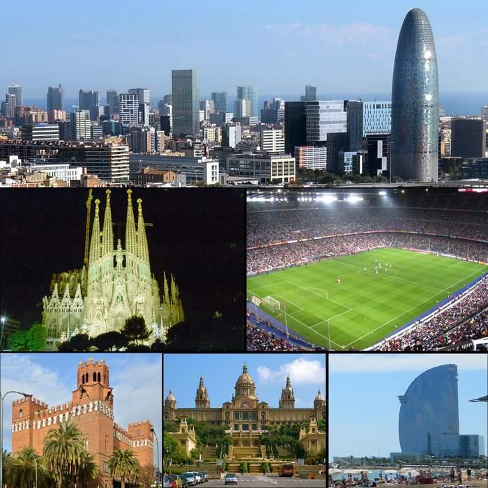 Barcelona: City in Catalonia, Spain
