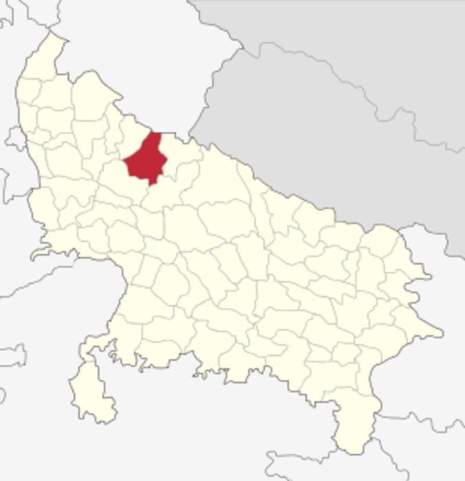 Bareilly district: District of Uttar Pradesh in India
