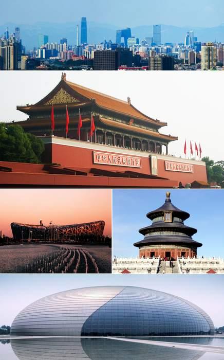 Beijing: Capital of China