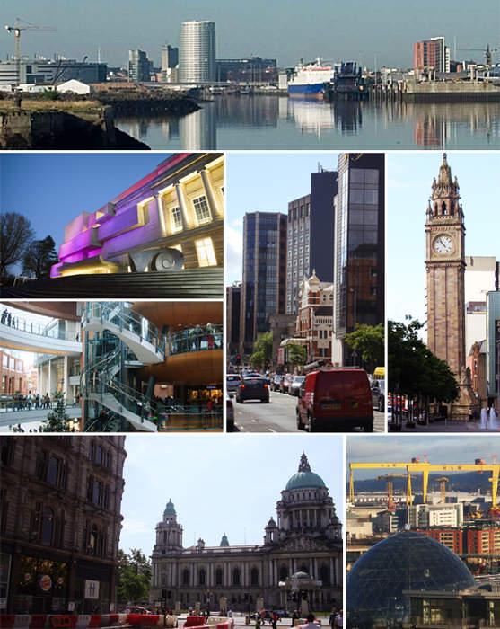 Belfast: Capital of Northern Ireland