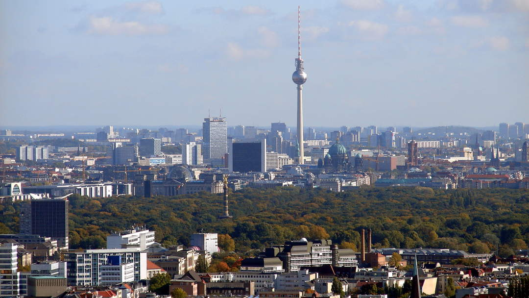 Berlin: Capital and largest city of Germany