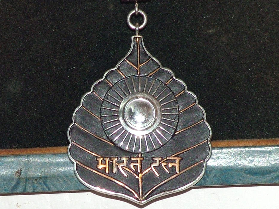 Bharat Ratna: India's highest civilian award