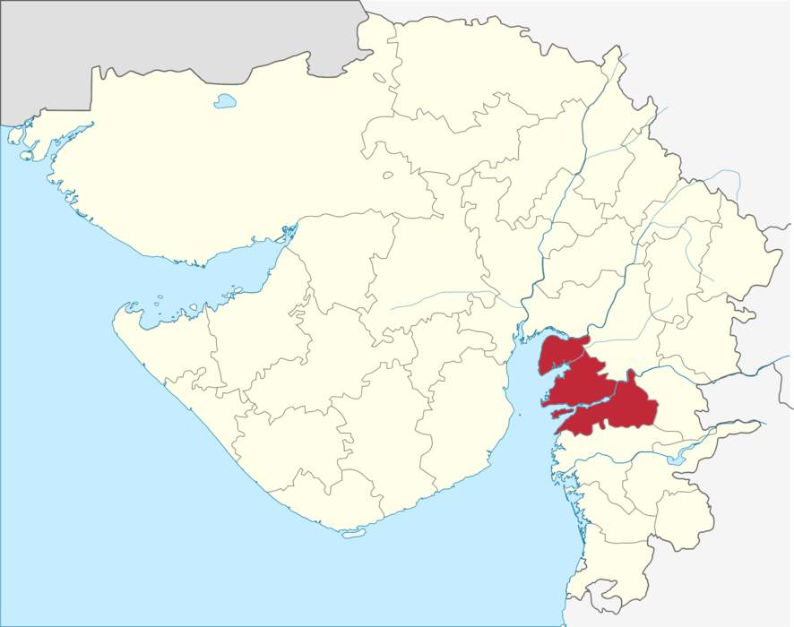 Bharuch district: District in Gujarat, India