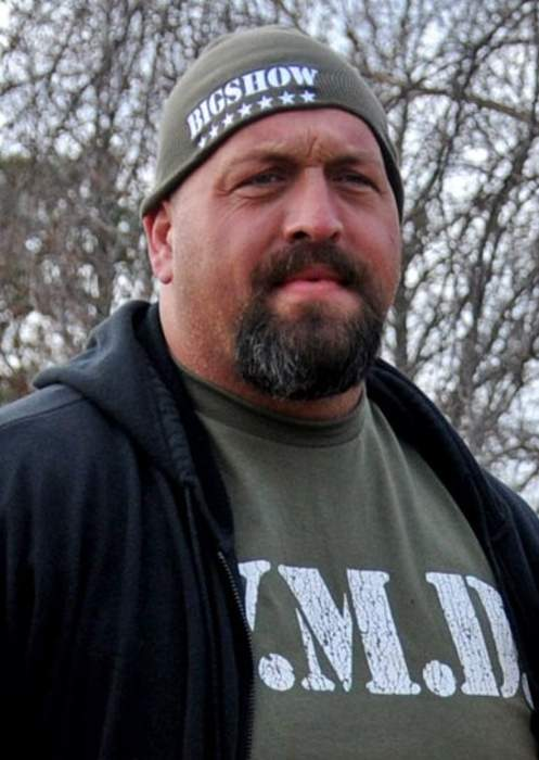 Big Show: American professional wrestler and actor