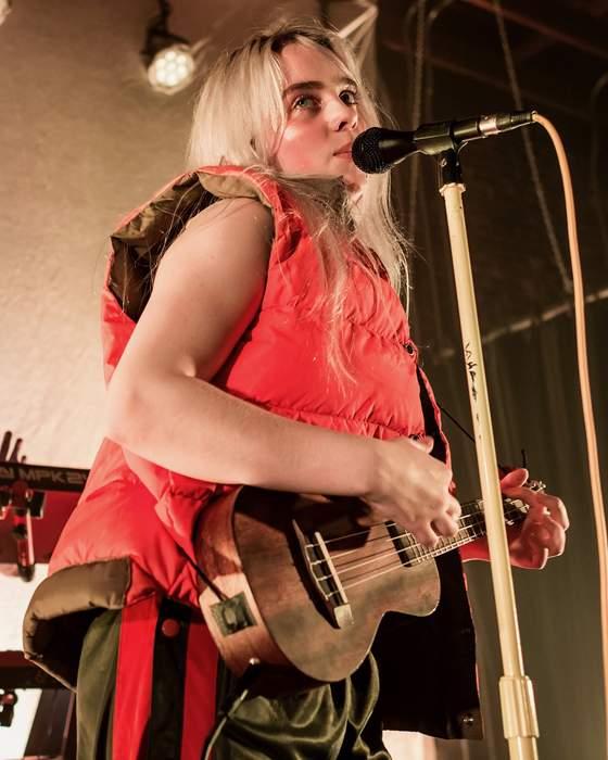 Billie Eilish: American singer-songwriter