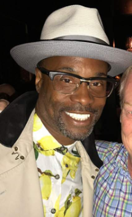 Billy Porter (entertainer): American actor and singer