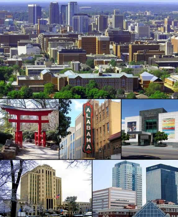 Birmingham, Alabama: Most populous city in Alabama, United States