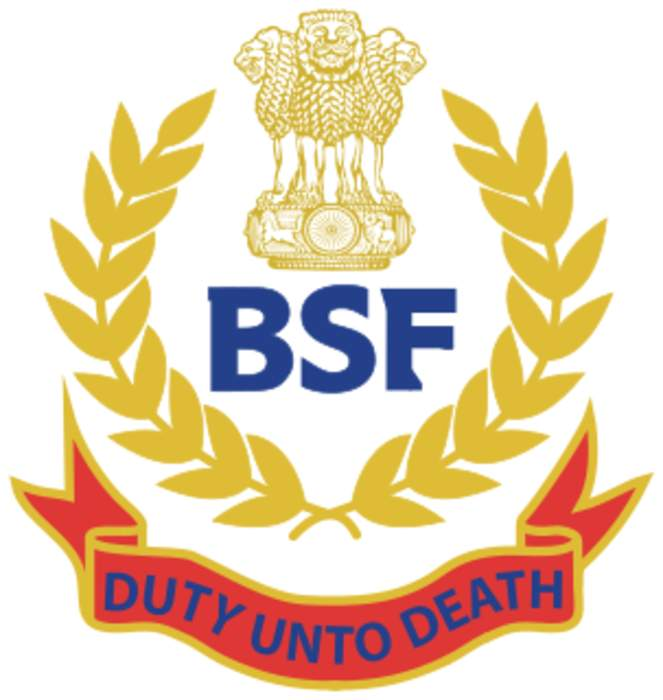 Border Security Force: Indian border police organisation