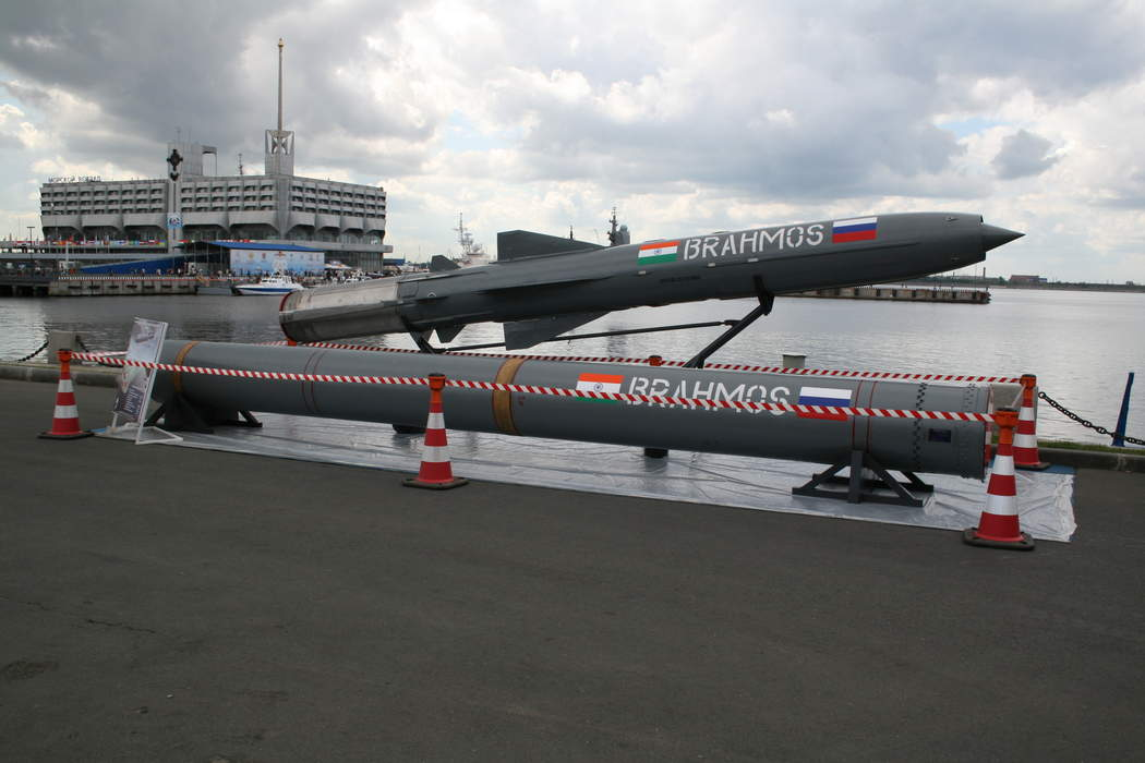 BrahMos: Fastest supersonic cruise missile