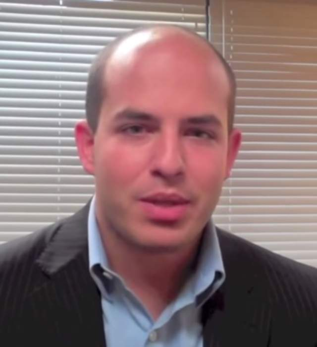 Brian Stelter: American journalist and TV host