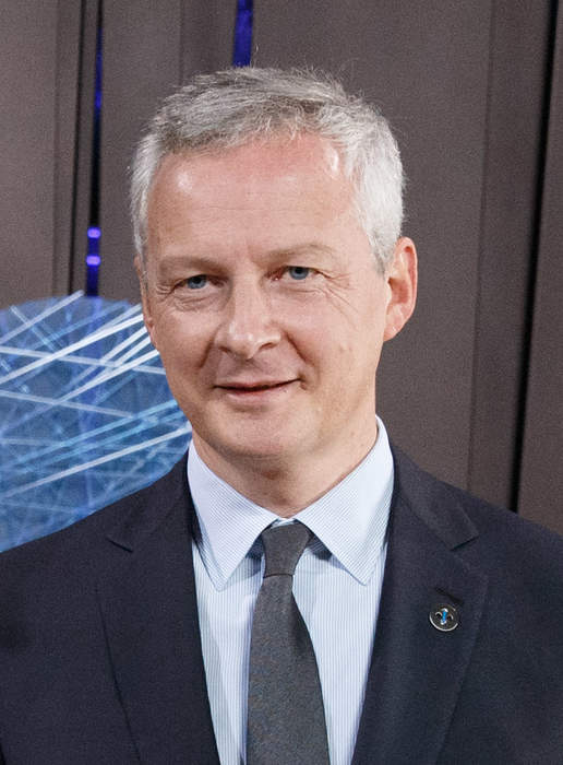 Bruno Le Maire: French politician and diplomat