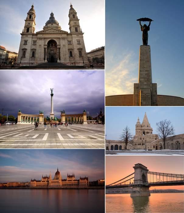 Budapest: Capital of Hungary