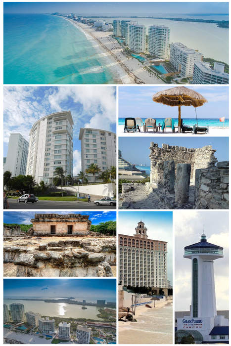 Cancún: City in Quintana Roo, Mexico