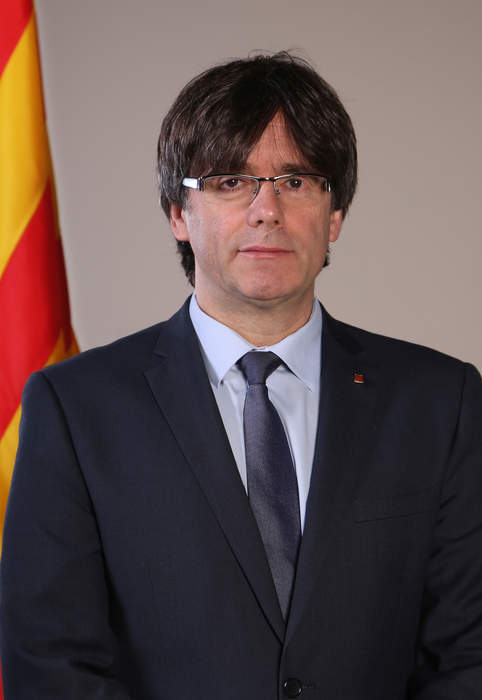 Carles Puigdemont: Politician from Catalonia, Spain